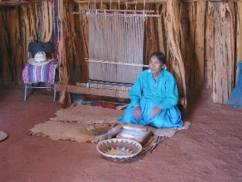 Indian Rug Making