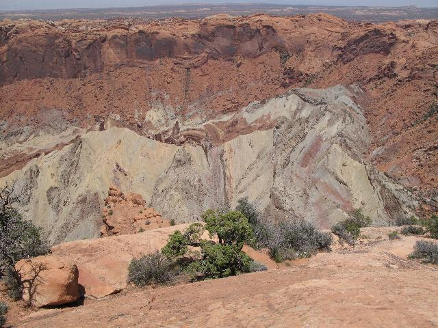 Upheaval Dome, Canyonlands