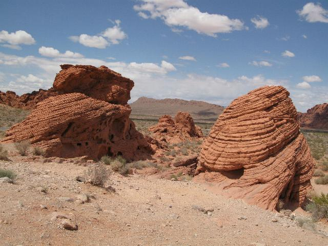 Beehives, Valley of Fire