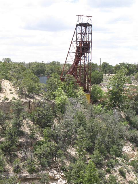 Mine at Grand Canyon
