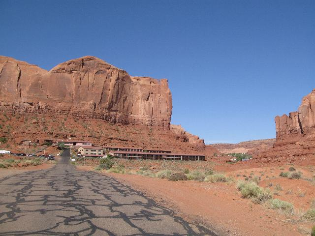 Gouldings Lodge, Monument Valley
