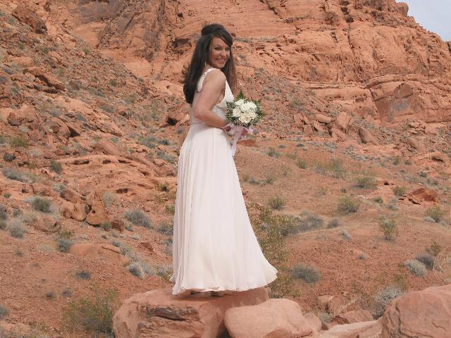 Wedding at Valley of Fire