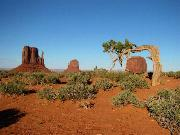 Monument Valley - click for more pictures.