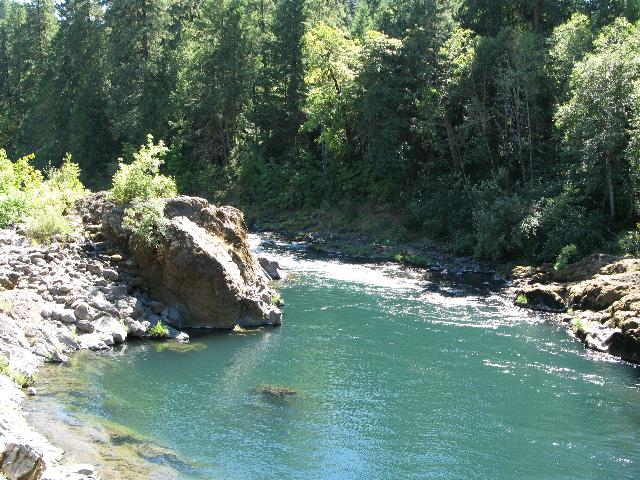 Rogue River Scenic Byway