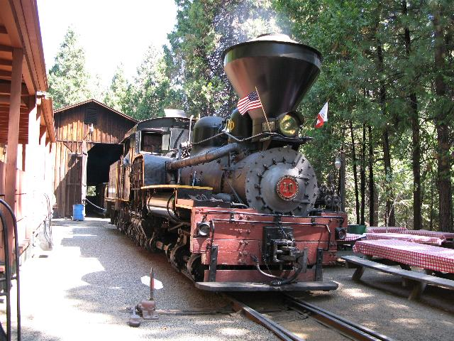 Yosemite Sugar Pine Railway