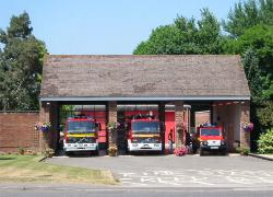 Lyndhurst Fire Station